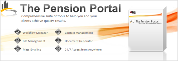 The Pension Portal