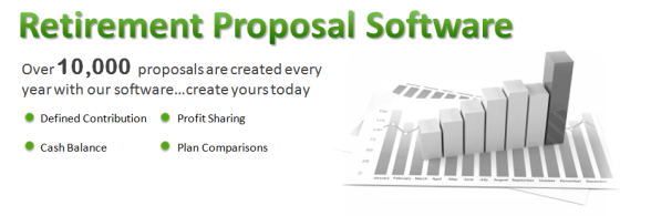 Retirement Proposal Software